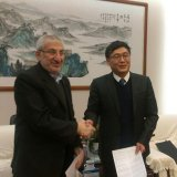 Tehran-North Freeway MoU With China