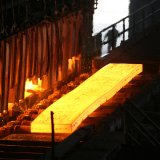 Iran needs to annually export at least 15 million tons of steel by 2025 so that it can realize the target of boosting production capacity to 55 million tons per year.