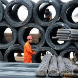 One factor causing a drop in Chinese steel in Iran is their rising prices.