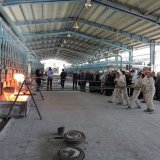 Iran's first and only industrial magnesium plant was established in South Khorasan Province in 2014.