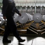 Production of Steel Plates for Fuel Tanks Starts