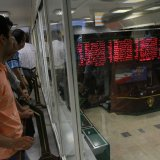 About 953 million shares valued at $56.57 million changed hands at TSE on Jan. 29