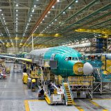 Boeing says its agreements to sell 110 aircraft for nearly $20 billion to two Iranian carriers would support nearly 120,000 jobs.