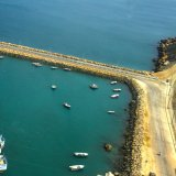 Chabahar is India's primary gateway to landlocked Afghanistan by circumventing Pakistan.