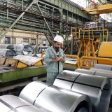 Iranian steel exports, especially HRC shipments, grew nearly eightfold between 2013 and 2016 to just over 1 million tons annually, placing Iran third behind India (1.9 million tons) and China (5.7 million tons).