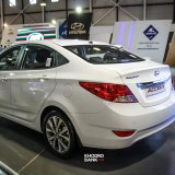 Kerman Motor's Hyundai Accent Ready for Delivery