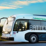 A 40-foot electric bus costs around $750,000, compared with about $435,000 for a diesel bus.
