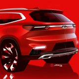 Chery's new design language looks to take on European carmakers.
