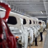 Hyundai's plant in Cangzhou, in China's northern Hebei province.