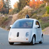 Autonomous cars produced by major companies like Tesla and Google are not offered in Iran.