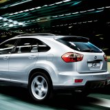 China's BYD S6 to Ply Iran Roads
