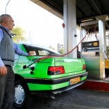 CNG refuelling stations are lacking across Iran.