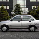 SAIPA produces a range of low-quality vehicles based on the 25-year-old Kia Pride model.