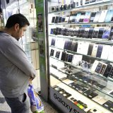 Almost 12 million mobile phones are sold in Iran annually and the number is expected to fall to 8 million due to the new rules.