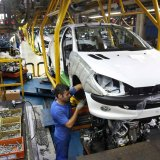 Iran Carmakers' Output Grows