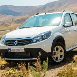 Renault Sandero is currently produced/assembled in Iran by local carmakers.