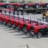 Tractor Company Releases Production, Export Data