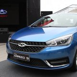 Chery Coming With New Arizzo5