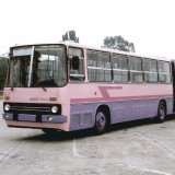 Ikarus buses were popular in Iran during 1990s.