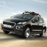Peugeot 3008 is the second model in IKAP's two-model import scheme for the current year.
