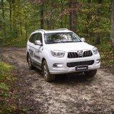 Azim Khodro Shows Its First JV Vehicle