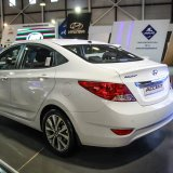 The locally-assembled Accent is priced at 1.07 billion rials ($24,800).