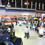 The Mashhad expo is one of the important auto industry events in the country.