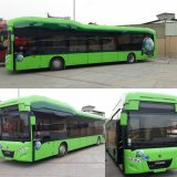 Local Company Unveils Eco-Friendly CNG Bus