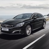 Peugeot 508 is a family sedan, planned to be domestically manufactured by IKAP.