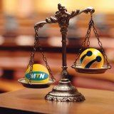 Turkcell with a longstanding interest in Iran, has sued MTN over bribery allegations. ( Design: Amir Hossein Baratloo )