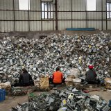 Toxic E-Waste Dumping a Growing Concern