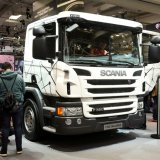 Scania sells 5,000-6,000 trucks and buses annually in Iran.