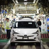 Toyota Recalls 1 Million Hybrids on Risk of Fire