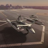 Uber Shows Flying Car Prototype