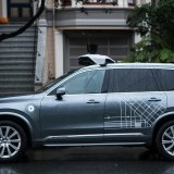 The purchase from Volvo demonstrates the company's  intent to monetize its self-driving technology.