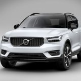 Volvo XC40 Goes Small and Upscale