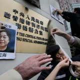 Chinese Police Seize Publisher From Train