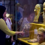 Egypt Displays Ancient Artifacts Recovered From Smugglers