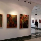 Paintings, Sculptures From Tabriz at Saba Institute