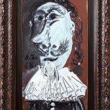 """Pablo Picasso's """"Musketeer Bust"""" (1968)"""