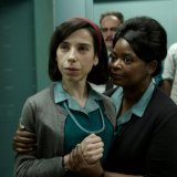 Sally Hawkins (L) and Octavia Spencer  in 'The Shape of Water'.