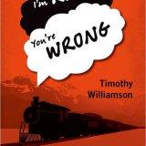 Debate on Timothy Williamson's 'Tetralogue' at Book City