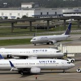 US airlines bumped 2,745 passengers between July and September.