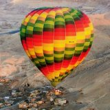 Hot air balloon incidents have occurred in the past over ancient Luxor with the deadliest in 2013 killing at least 19 foreign tourists.
