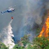 Huge Decline in Hamedan Wildfires