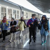Int'l Tourist Train Planned