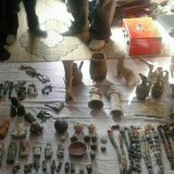Ancient Relic Traffickers Arrested