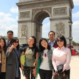 Uptick in Chinese Tourism in Europe