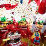 Chinese New Year Tourism Revenue Exceeds $61b