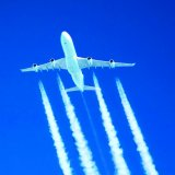 Reducing air travel can help rein in individual carbon footprints.